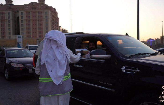 """""""فلاورد"""" تطلق حملة """"رمضان بذرة الخير"""" في السعودية"""