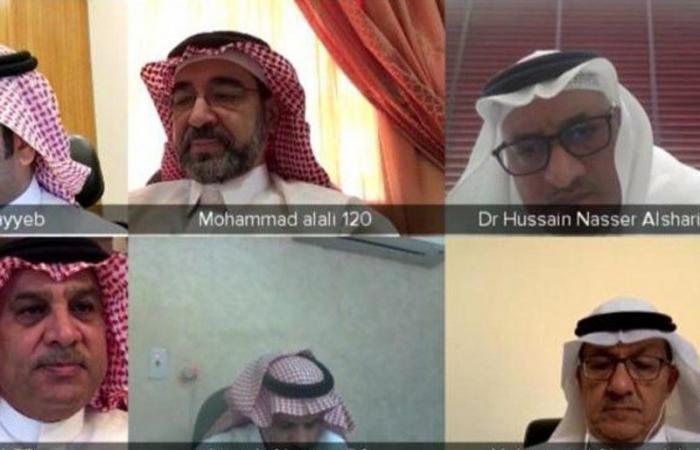 """لجنة الحج في """"الشورى"""" تناقش تقرير هيئة تطوير منطقة مكة"""