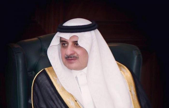 أمير تبوك يوجه باستمرار العمل لخدمة المواطنين أثناء إجازة عيد الفطر المبارك