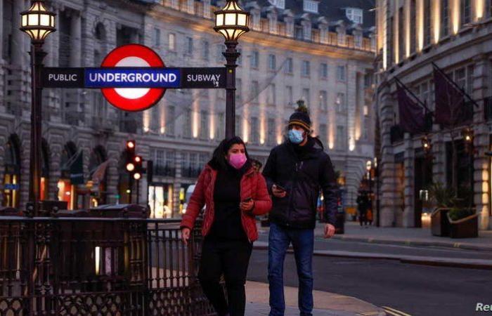 المملكة المتحدة تسجِّل 2.047 إصابة جديدة بفيروس كورونا