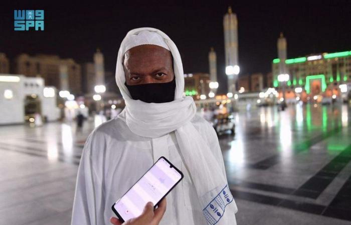 تسهيلات ورقي وأمان.. قاصدو المسجد النبوي يبلورون صورة الخدمات