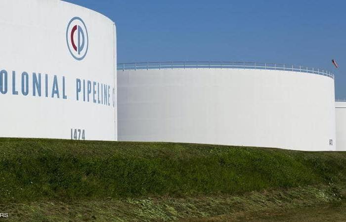 """""""هجوم إلكتروني"""" يُوقف عمل خط أنابيب أميركي لنقل الوقود"""