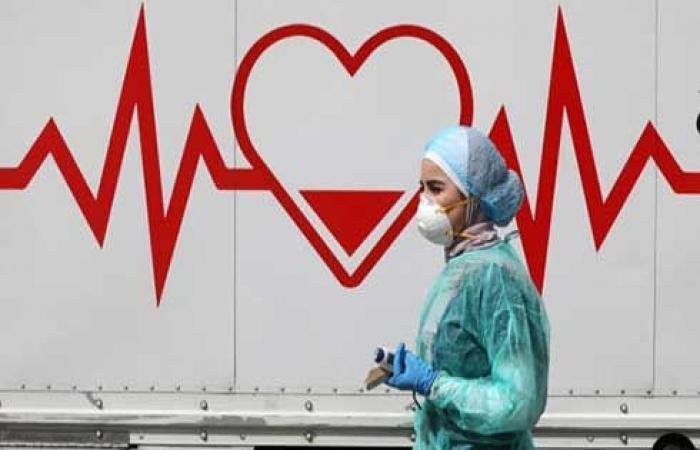 تسجيل 16وفاة و 743 اصابة بفيروس كورونا في الاردن