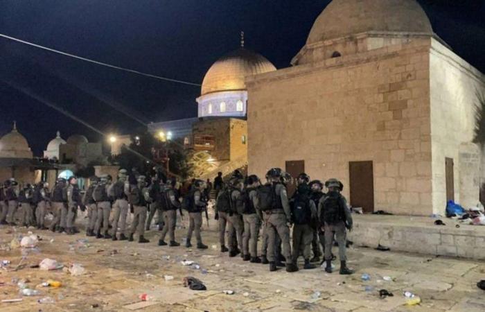 """اليمن.. """"التحالف الوطني"""" يدين اعتداءات الاحتلال الصهيوني على المسجد الأقصى"""
