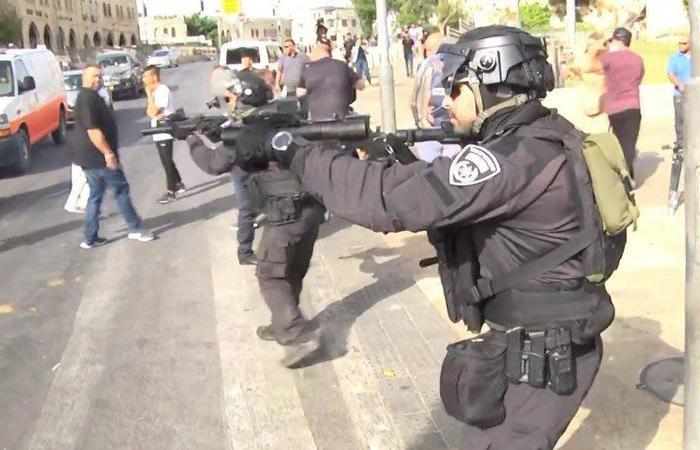 """""""العفو الدولية"""" تتهم إسرائيل باستخدام القوة الوحشية ضد الفلسطينيين"""