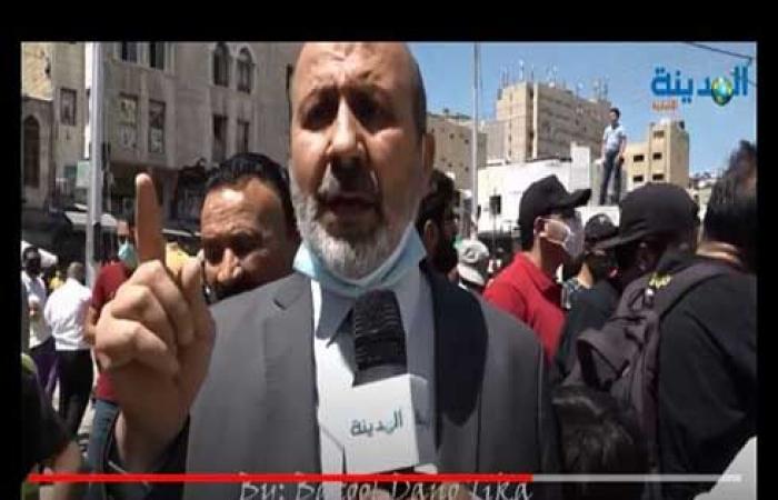 بالفيديو .. العضايلة : الشعب الاردني موحد خلف القدس والاقصى والقضية الفلسطينية