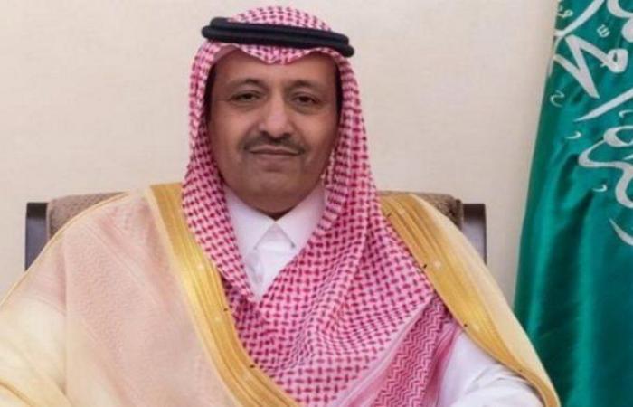 """أمير الباحة يتكفل بعلاج الطفل """"حافظ"""" الذي أعلنت عنه جمعية الأطفال ذوي الإعاقة"""