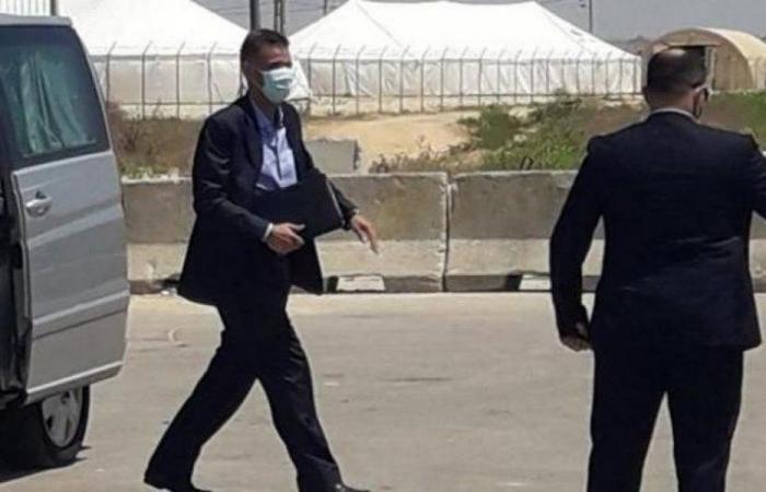 """مصادر عسكرية: وفد مصري يصل تل أبيب لبحث عقد هدنة بين """"إسرائيل"""" والفصائل الفلسطينية"""