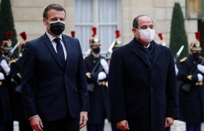 فرنسا ومصر تتفقان على مواصلة الجهود لإعلان هدنة سريعة بين إسرائيل والفلسطينيين
