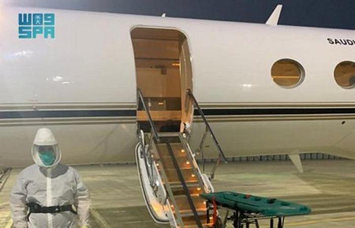 الإخلاء الطبي الجوي ينقل عائلة سعودية مصابة بكورونا من الهند للمملكة