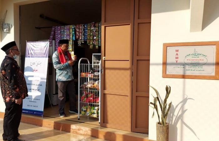 الندوة العالمية تفتتح مركزًا تعليميًّا جديدًا في إندونيسيا