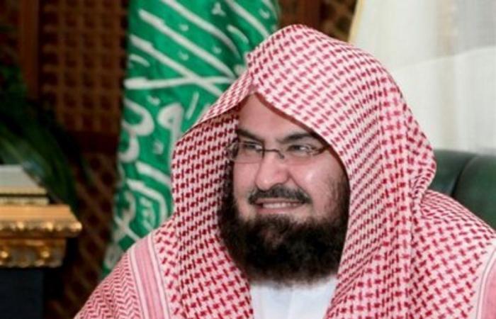 السديس يناقش استعدادات الرئاسة لاستقبال ضيوف الرحمن