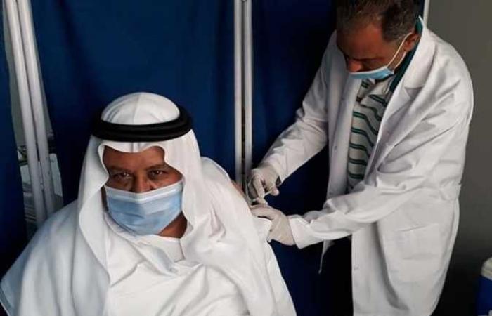 تطعيم 6040 مواطنًا بلقاح فيروس كورونا في شمال سيناء