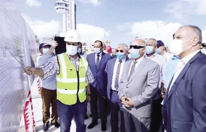 «النقل» تعلن تشغيل المحطة متعددة الأغراض بميناء الإسكندرية بداية العام المقبل