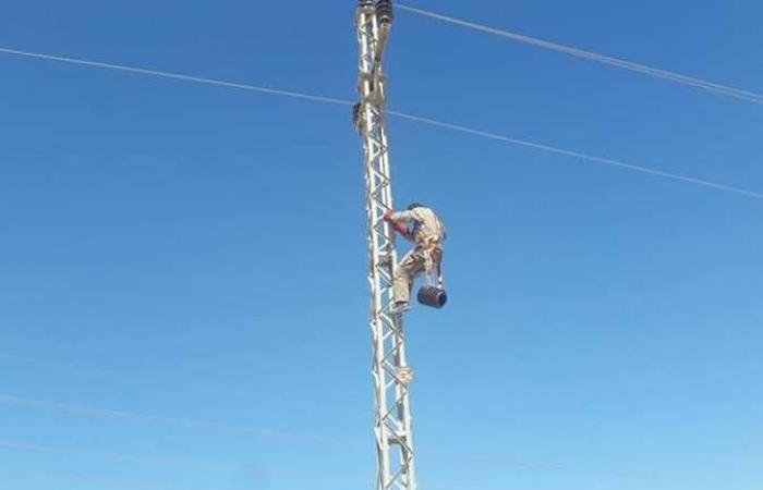 إنشاء مشروعات في قطاع الكهرباء بشمال سيناء بقيمة 155 مليون جنيه