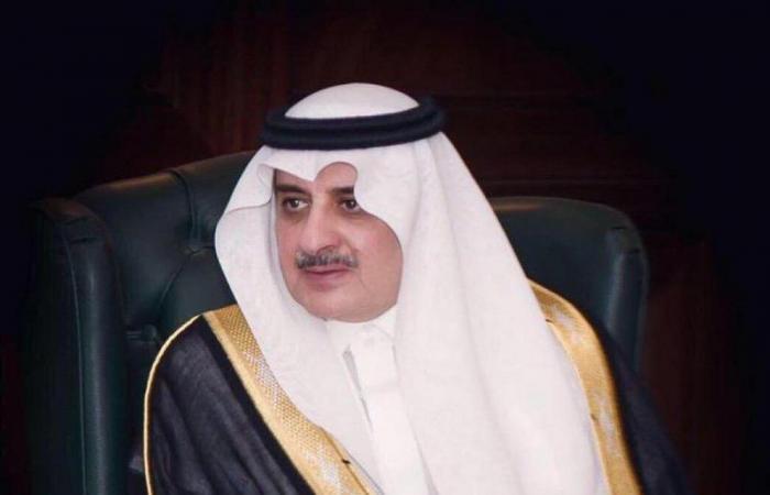 """""""فهد بن سلطان"""" يرعى حفل تخريج طلاب وطالبات جامعة تبوك غداً الأربعاء"""