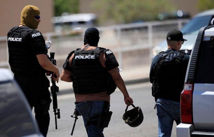 إصابة ضابط شرطة أمريكي في إطلاق نار من مجهول بولاية تكساس