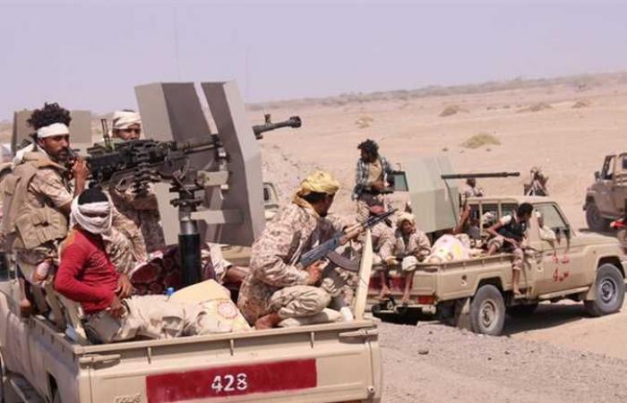 الجيش اليمني: التحالف يستهدف تجمعات للحوثيين شمالي مأرب ويوقع خسائر في صفوفهم