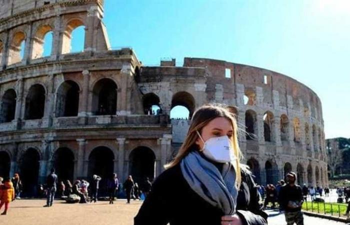إيطاليا تسجل 52 وفاة جديدة بفيروس كورونا و1400 إصابة