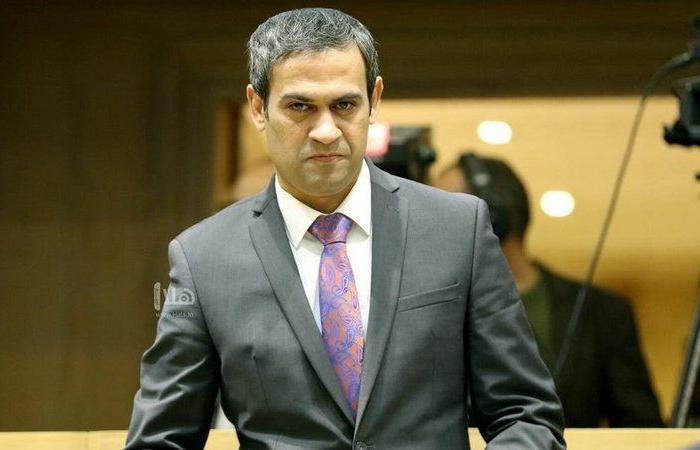 السلطات الأردنية تعتقل النائب المفصول أسامة العجارمة