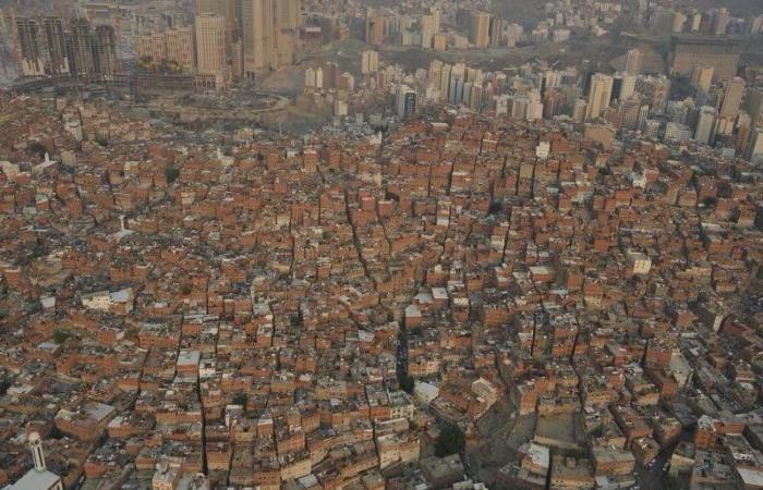 الهيئة الملكية: إقرار نموذج حوكمة لمعالجة الأحياء العشوائية والتخطيط الحضري بمكة
