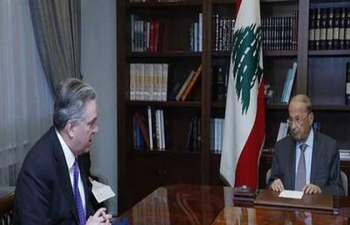 لبنان يدعو امريكا إلى تحريك المفاوضات مع إسرائيل حول ترسيم الحدود البحرية