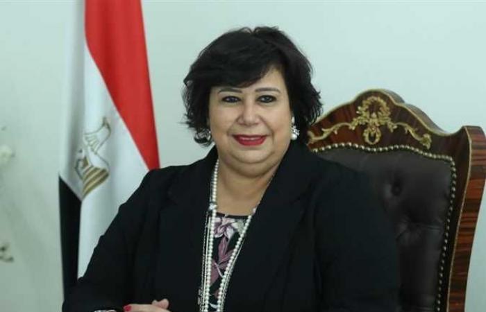 وزيرة الثقافة تطلق فعاليات عام التبادل الإنسانى المصري الروسي بالأوبرا الجمعة المقبل