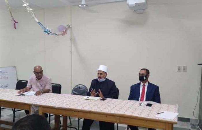 اجتماع برؤساء ومساعدي لجان الشهادة الثانوية الأزهرية في البحر الأحمر