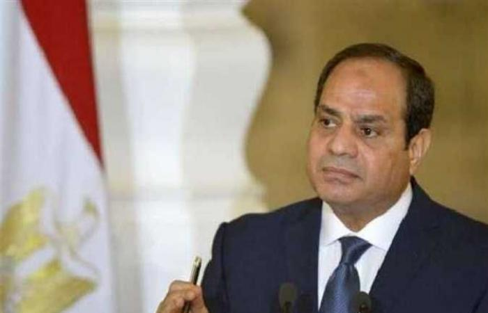 السيسى يعرب عن تقديره لدعم الأشقاء العرب ومساندتهم لمصر بقضية سد النهضة
