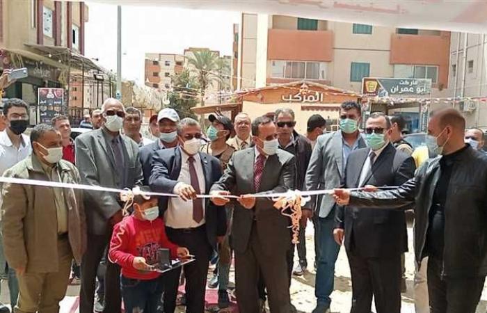 تنفيذ عدد من المشروعات خلال العام المالي الجاري في شمال سيناء