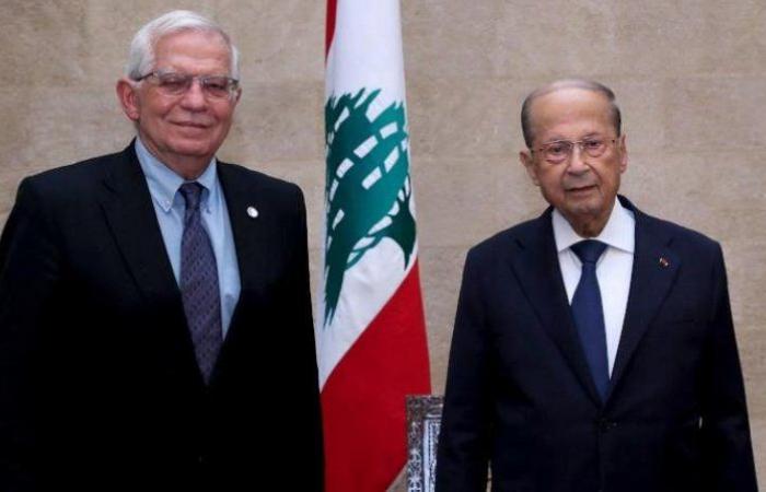 الاتحاد الأوروبي يلوح بمعاقبة الزعماء اللبنانيين بسبب استمرار أزمة تشكيل الحكومة