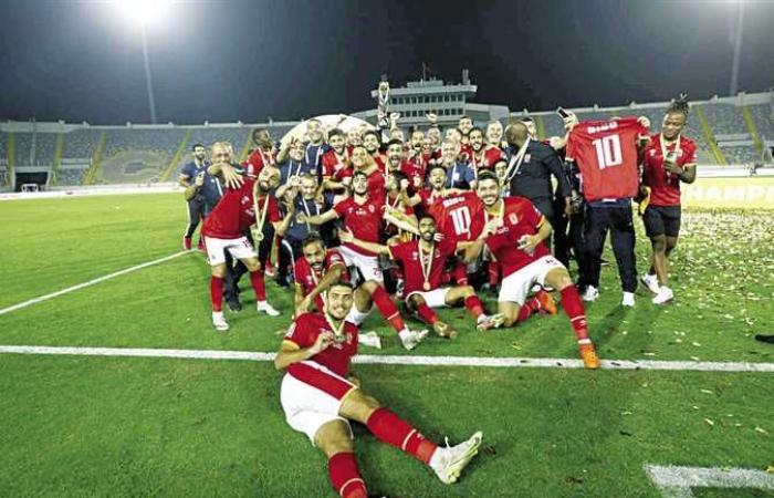 مباراة الأهلي والبنك الأهلي بث مباشر في الدوري الممتاز 2021