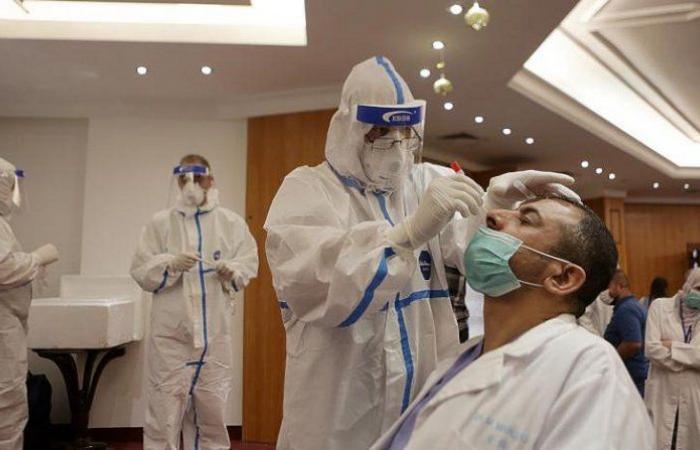 لبنان تسجل 543 إصابة جديدة بفيروس كورونا