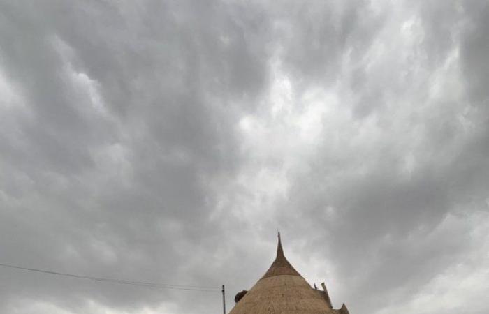 الأمطار تعاود هطولها على جازان لليوم الرابع