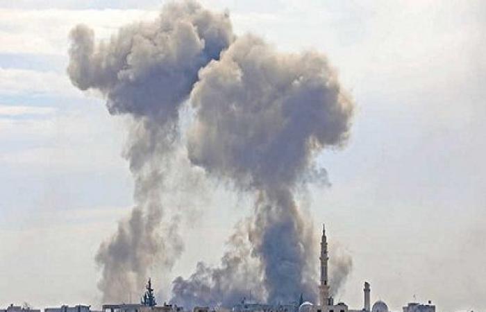 قتلى وإصابات بقصف النظام السوري جنوب إدلب .. بالفيديو