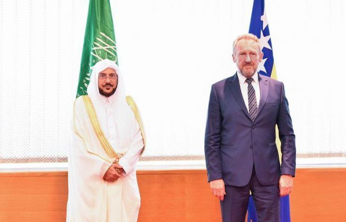 رئيس مجلس شعوب البوسنة: لن ننسى المواقف التاريخية المشرّفة للسعودية