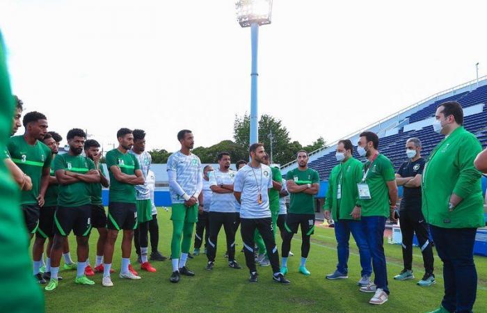 """الأخضر """"السعودي"""" في مباراة للتاريخ.. أمام """"البرازيل"""""""