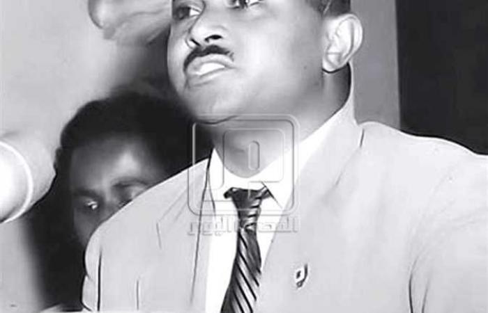«زي النهارده» إعدام الناشط السياسى السودانى عبدالخالق المحجوب ٢٨ يوليو ١٩٧١