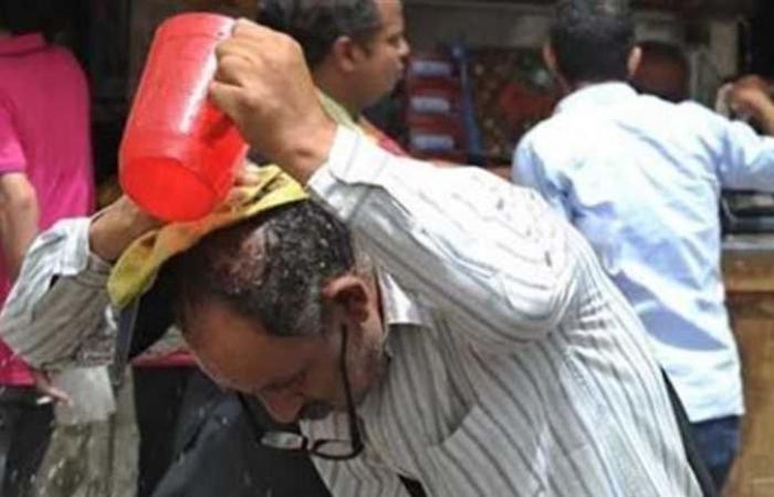 الأرصاد تحذر من ارتفاع كبير للحرارة على القاهرة والوجه البحري .. حالة الطقس من اليوم إلى الإثنين المقبل