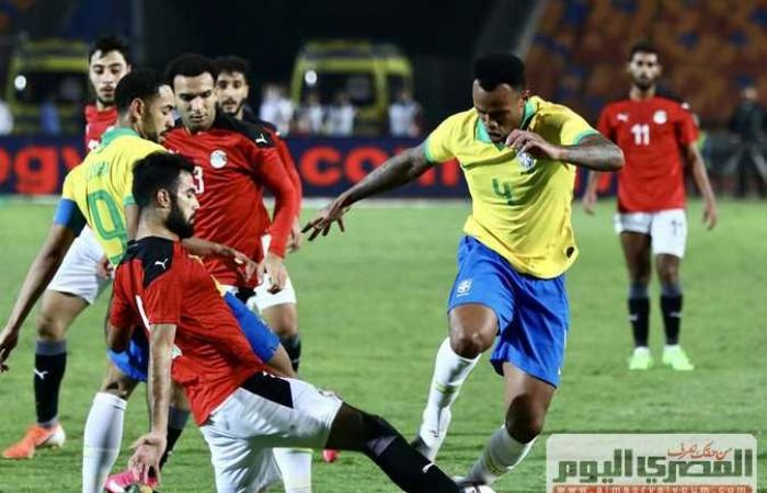بث مباشر .. مشاهدة منتخب مصر الأولمبي ضد البرازيل في ربع نهائي أولمبياد طوكيو