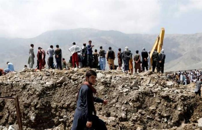 مصرع عشرات الأفغان جراء فيضانات في مناطق تسيطر عليها طالبان