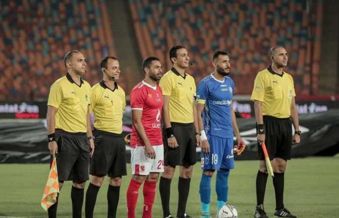 بيبو: راضِ عن آداء لاعبي أسوان أمام الأهلي