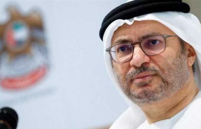 قرقاش ردًا على تصريحات الغنوشي: «يزج باسم الإمارات لتبرير تقصيره»