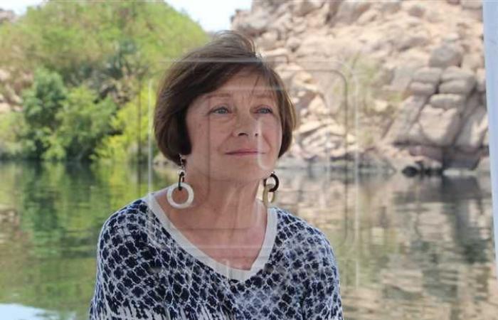 الممثلة الفرنسية ماشا مريل لـ«المصري اليوم»: «شعرت بهيبة كبيرة عندما استمعت لأم كلثوم في باريس رغم عدم معرفتي بالعربية»