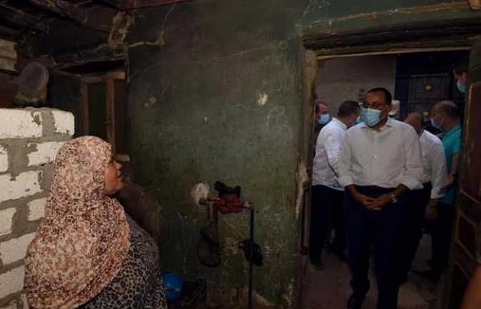أحمد موسى عن صور رئيس الوزراء بالمنوفية: «الناس دى محدش كان بيسأل فيهم» (صور)