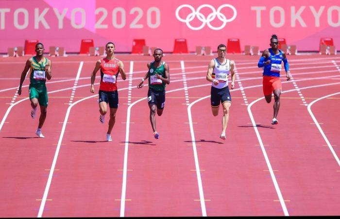 """اليوم الاثنين .. """"الياسين"""" يركض في المجموعة الثانية لنصف نهائي سباق الـ 400 م"""