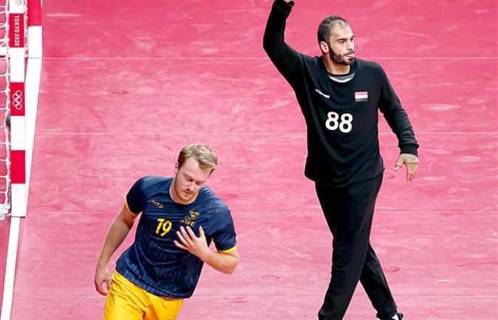 نجم كرة اليد: هنداوي حارس مرمى عالمي ولم يقصد الإساءة للاعب ألمانيا