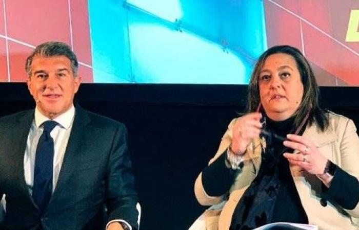 لابورتا: سيدة ستترأس برشلونة بعد أقل من 10 سنوات
