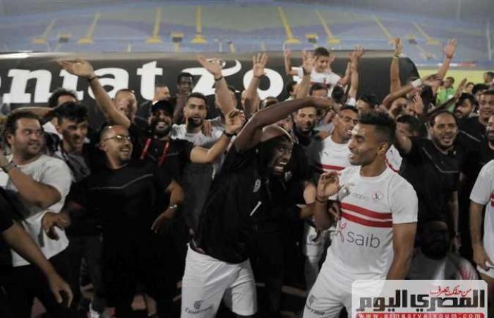 رضا عبدالعال يوجه رسالة لإدارة الزمالك بعد الفوز بالدوري