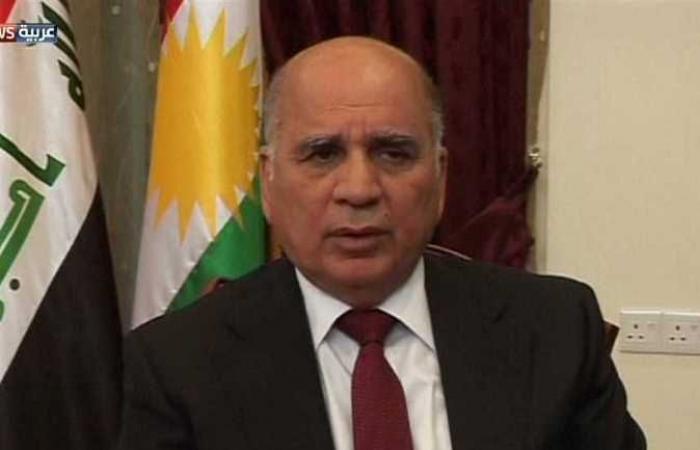 فؤاد حسين: الوضع في العراق يختلف عن أفغانستان وليس لدينا حركة مثل طالبان